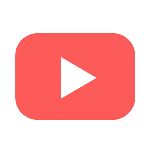 512x512 Youtube, Video, Social, Media, Play Icon Free Of Brands Flat