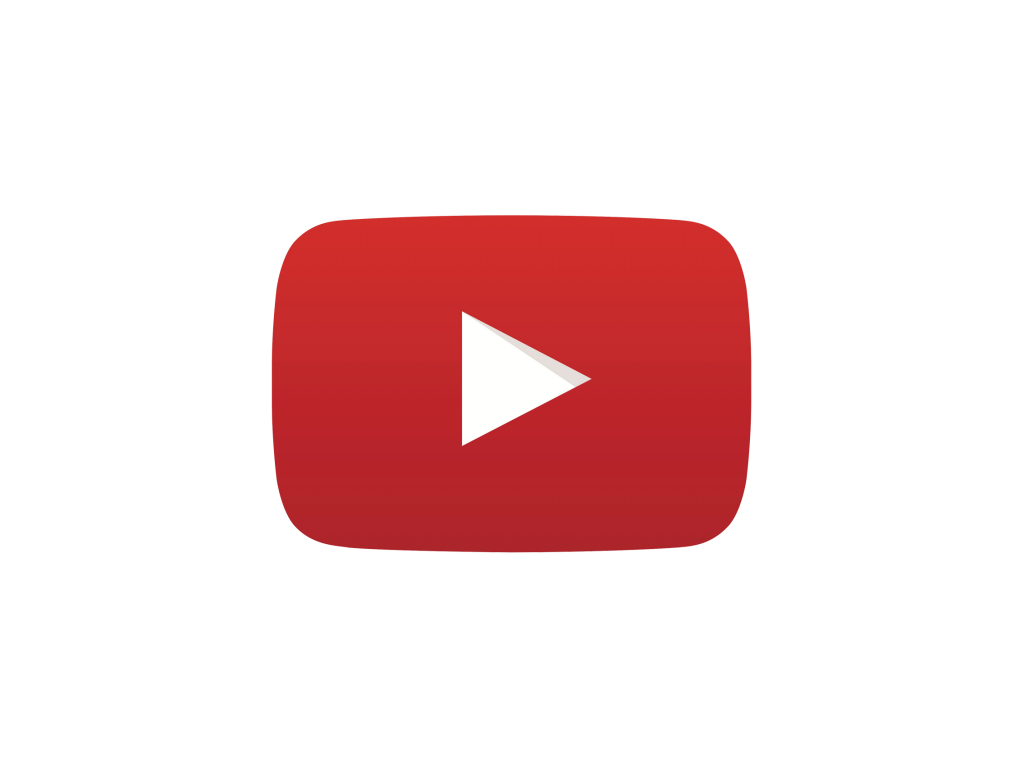 1024x768 Youtube Png Transparent