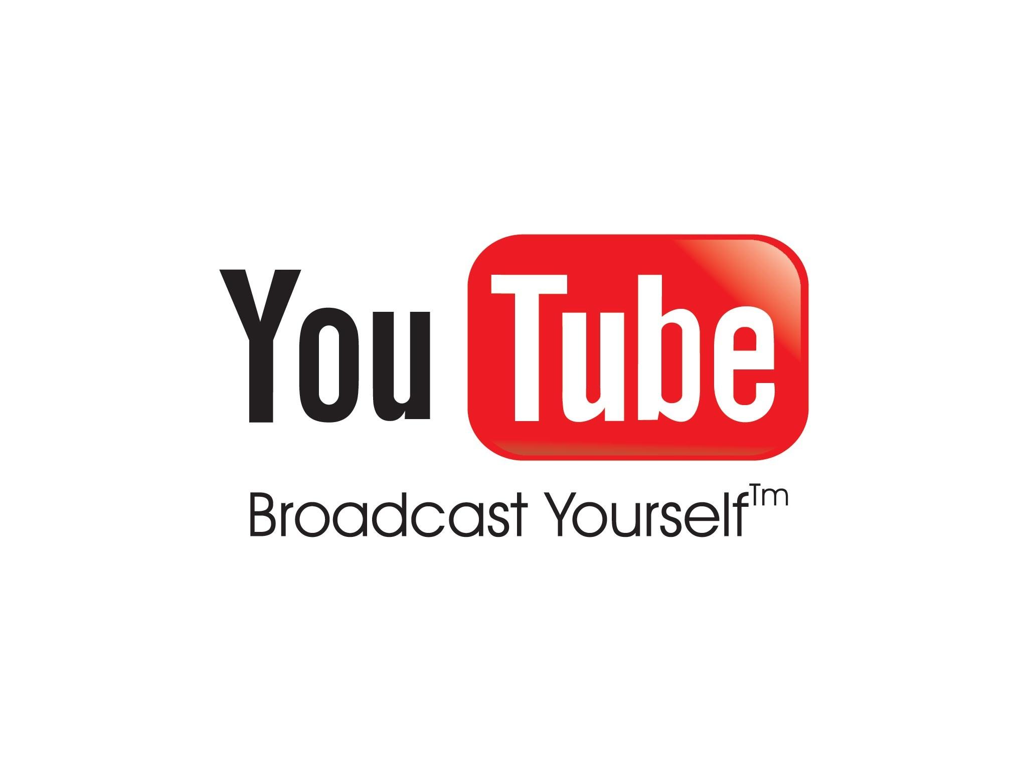 2048x1536 Youtube Vector Logo