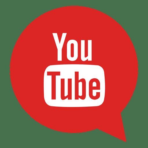 512x512 Youtube Bubble Icon