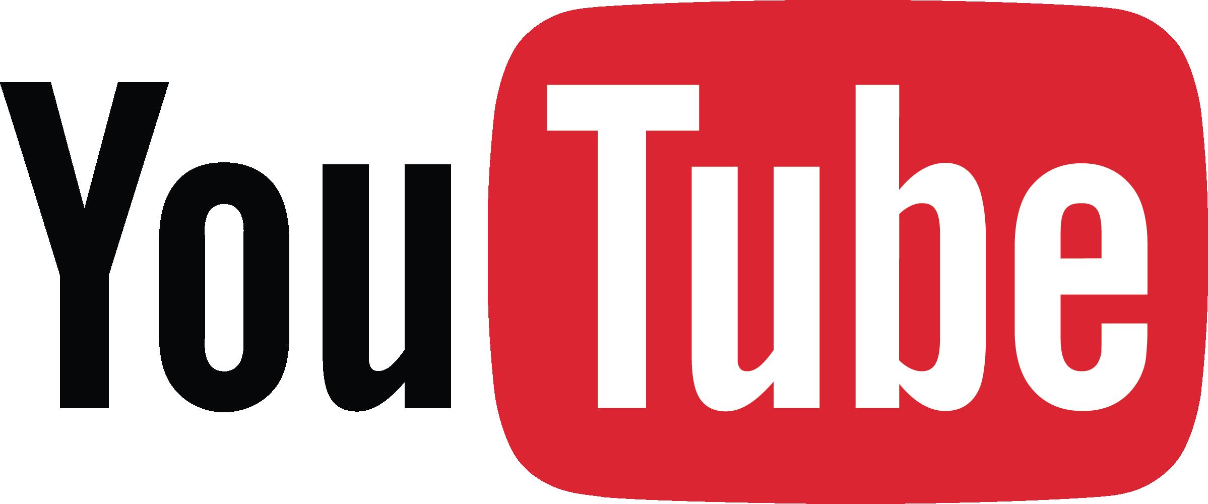 2397x1000 Youtube Flat Logo