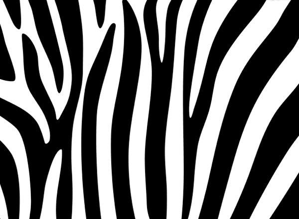 600x440 Zebra Stripes Vector Graphics Collection My Free Photoshop World