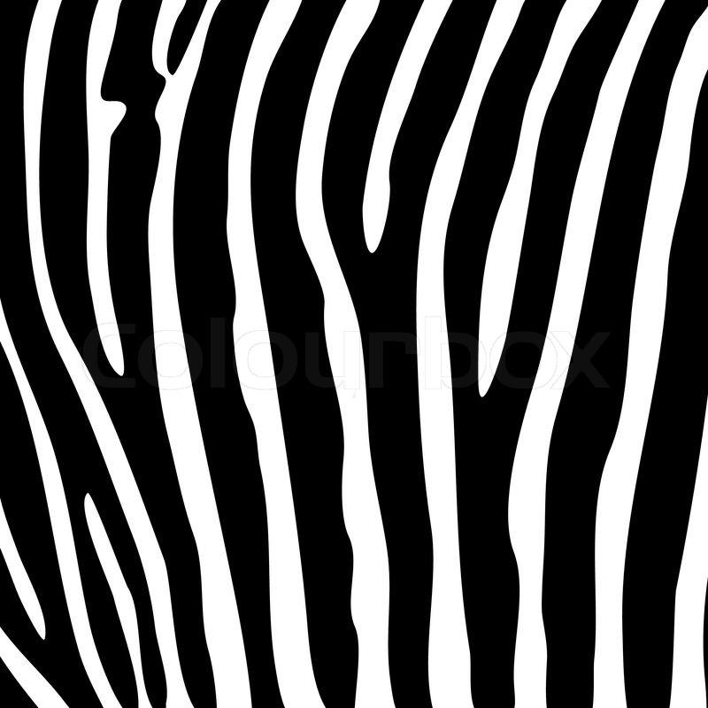 800x800 Black And White Zebra Striped Background Stock Vector Colourbox
