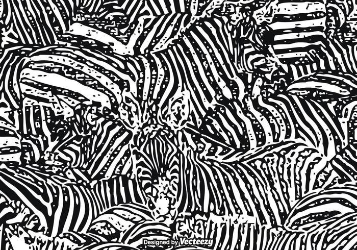 700x490 Free Vector Zebra Print Background