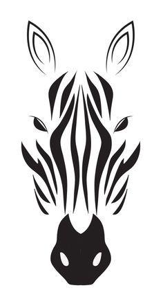 236x442 Zebra Vector Art Stenciling, Silhouettes And Cricut