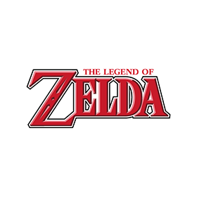 280x280 The Legends Of Zelda Logo Vector Free Download