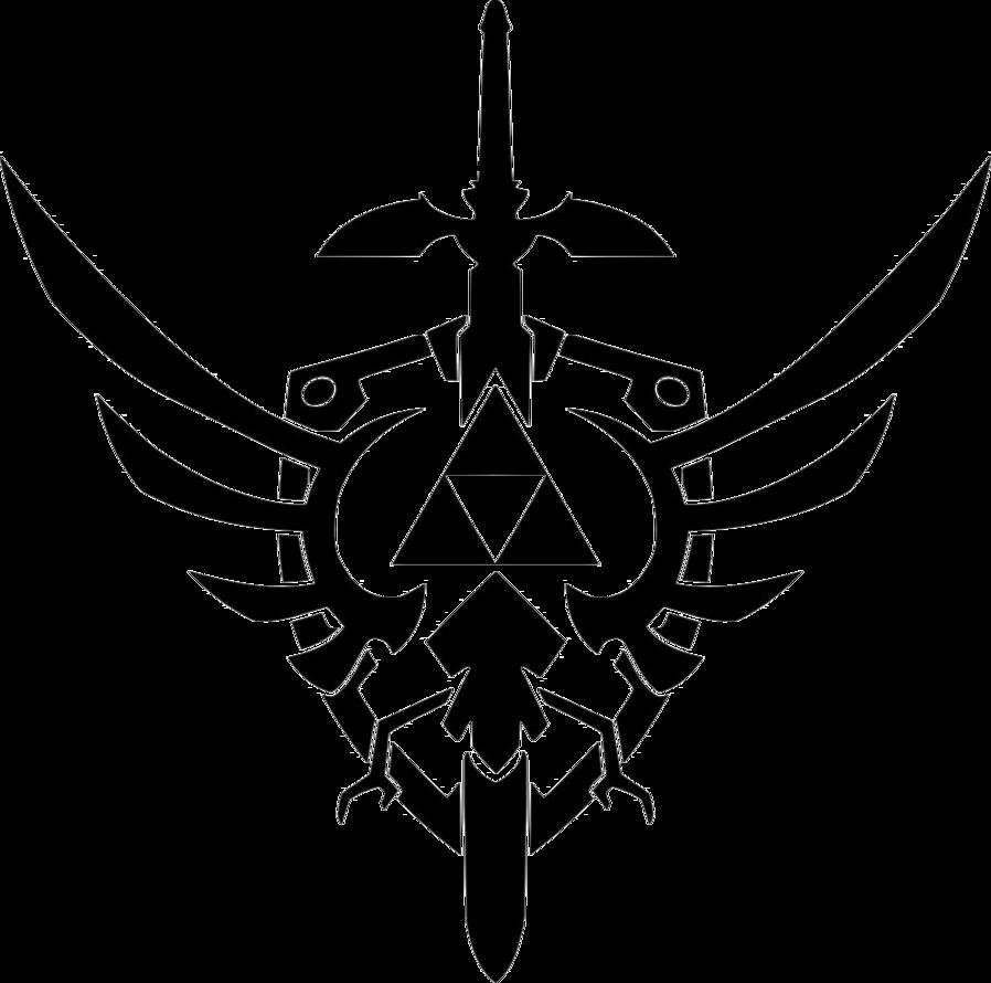 898x890 Triforce Design Vector 2 By Reptiletc
