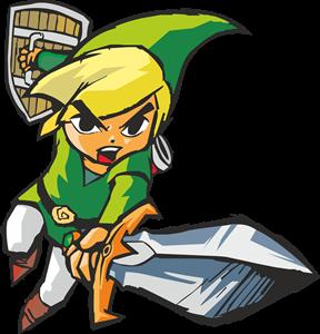 288x300 Zelda Logo Vectors Free Download