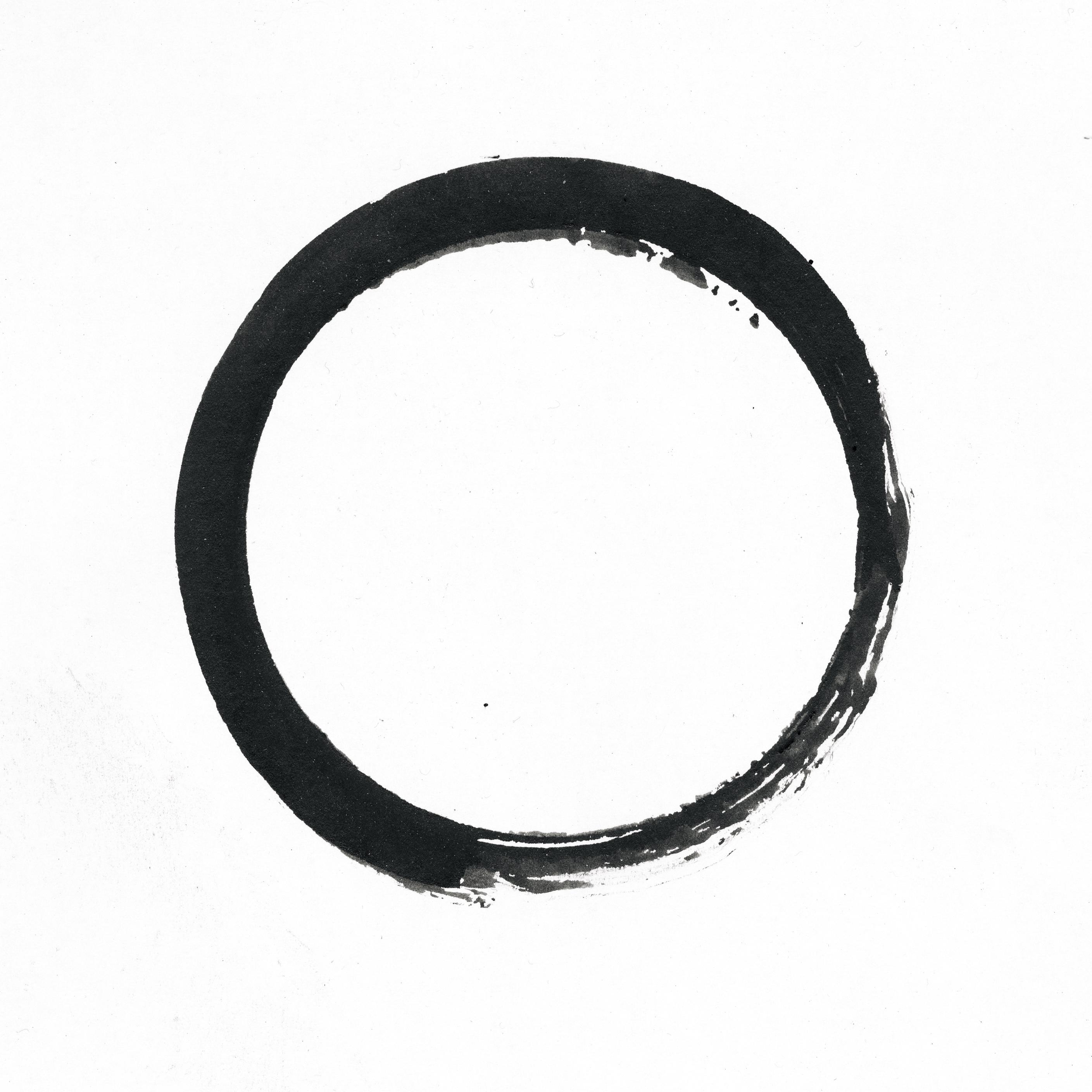 Zen Circle Vector