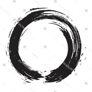 300x300 Abstract Zen Circle Wave Bond Symbol Logo Design Vector Arenawp