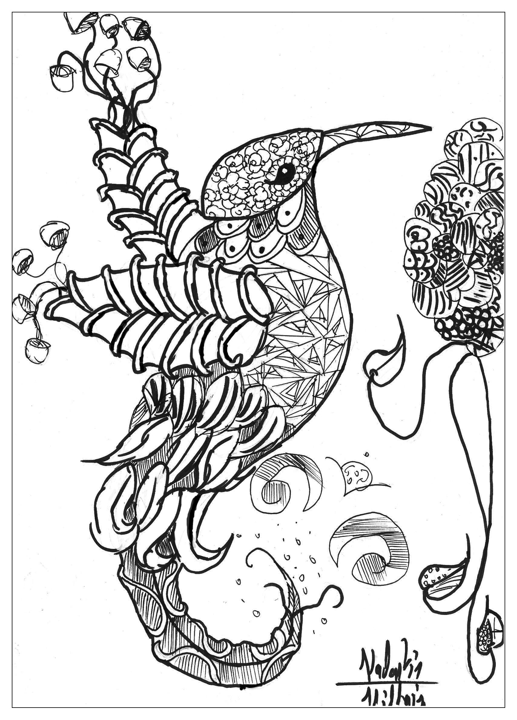 1708x2378 Unique Animal Coloring Pages On Energy Fox Pictures To Print