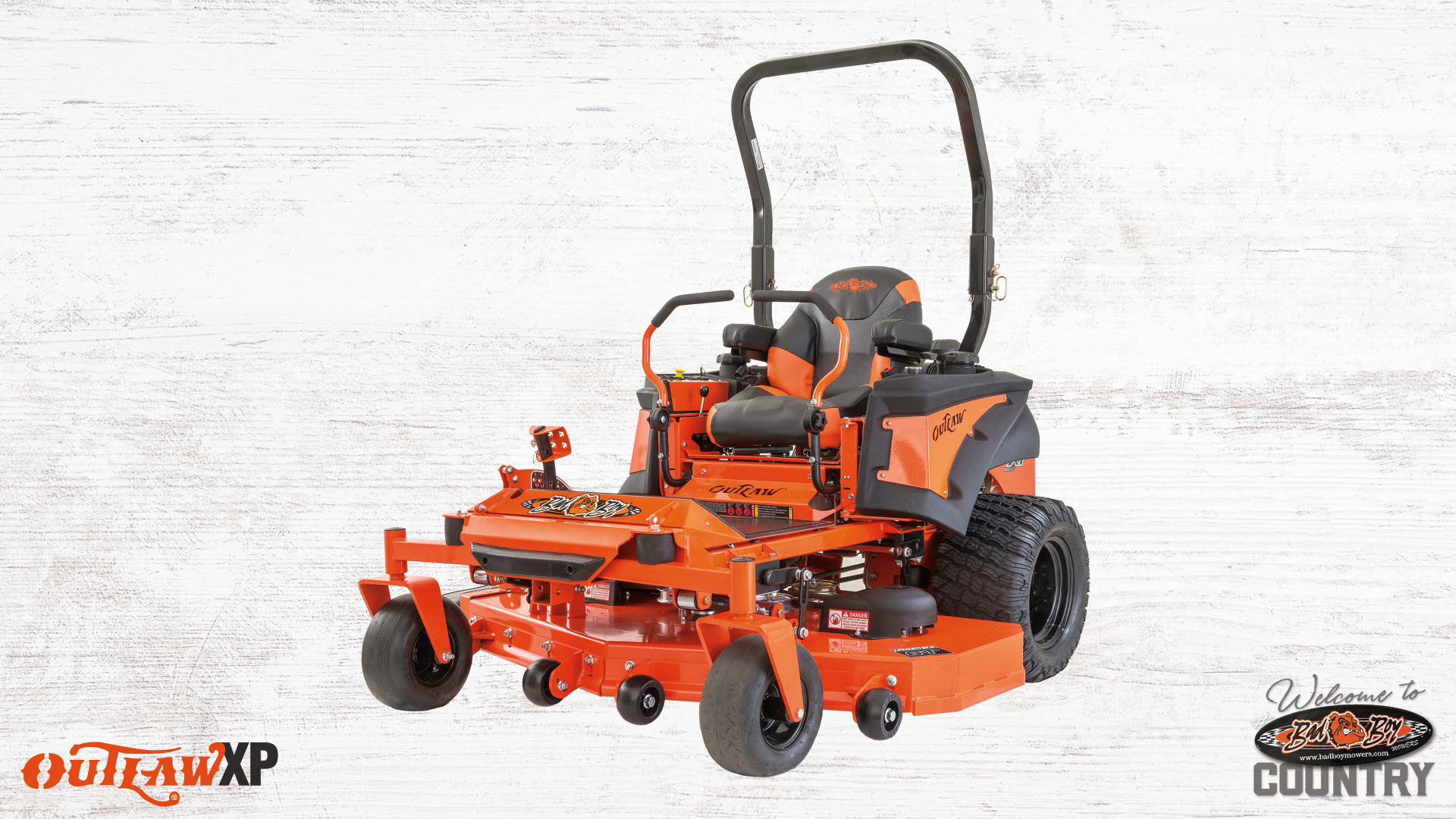 1920x1080 Zero Turn Lawn Mowers, Ez Ride System, Commercial Mowers