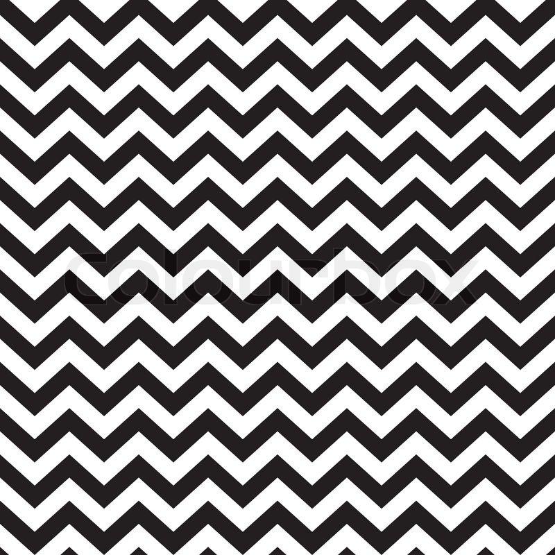 800x800 Popular Zigzag Chevron Grunge Pattern Background Stock Vector
