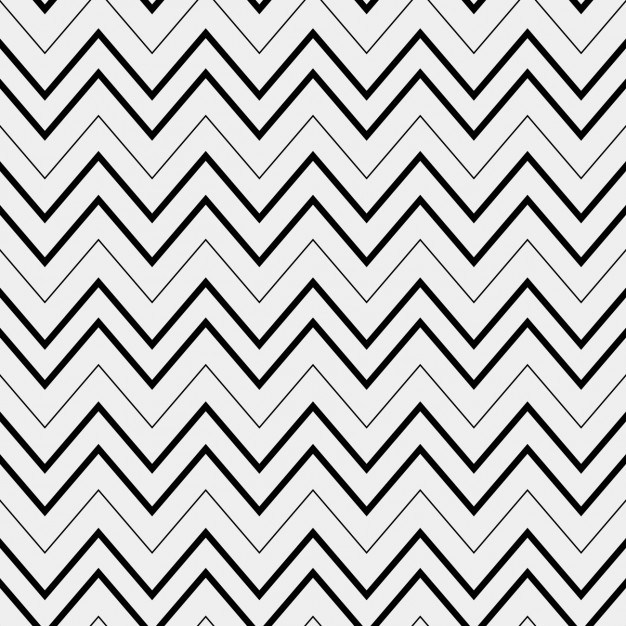 626x626 Abstract Pattern With Zig Zag Lines Vector Free Download