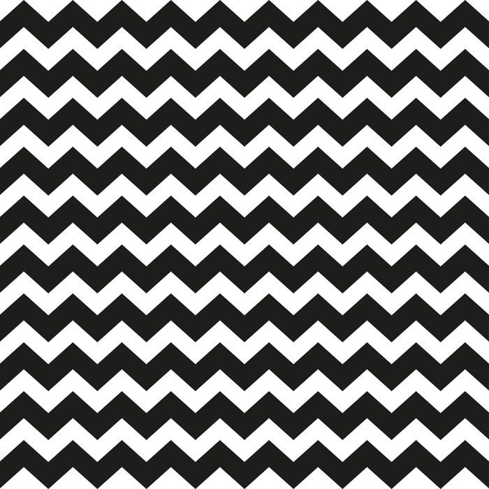 700x700 Zig Zag Pattern. Seamless Zig Zag Bold Line Pattern. Vector