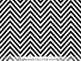 310x233 Black And White Zigzag Pattern Vector Free Vectors Ui Download