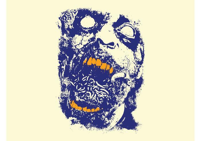 700x490 Zombie Face