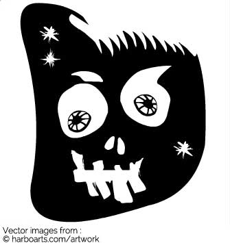 335x355 Download Cartoon Zombie Face
