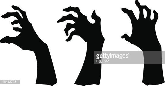 574x298 Vector Art Zombie Hands 2 Halloween Halloween