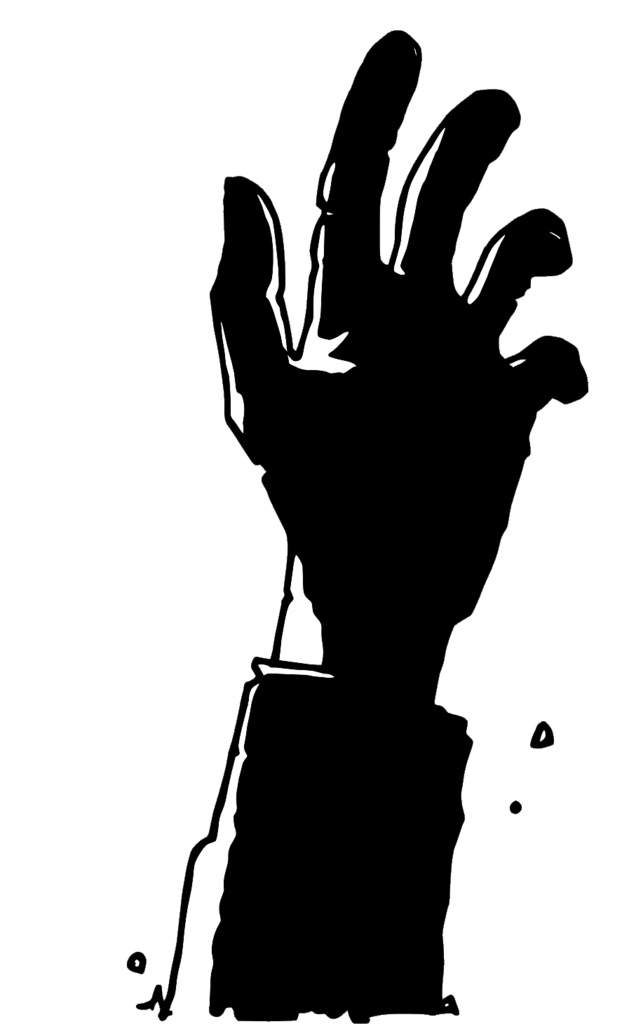 629x1024 Zombie Hand One From A Series Of Nazi Zombie
