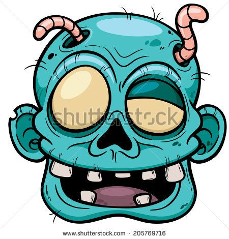 450x470 Zombie Clipart Zombie Head ~ Frames ~ Illustrations ~ Hd Images