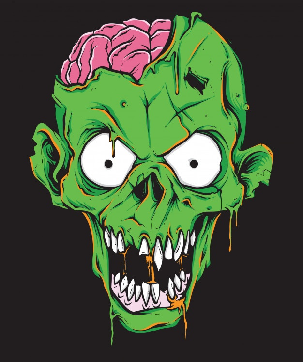 626x747 Zombie Vector Vectors, Photos And Psd Files Free Download