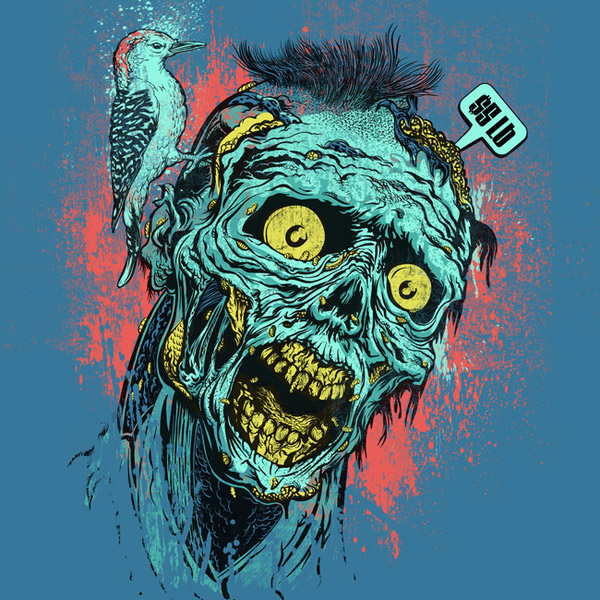 600x600 Night Of The Living Dead Zombie Art To Inspire You