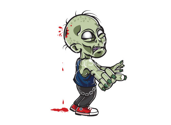 550x400 Best Premium Scary Zombie Vectors Download Free Free