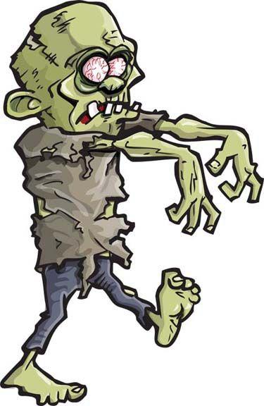 375x576 Free Zombie Clipart Vectors Download Free Vector Art Image 2