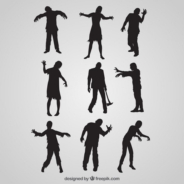 626x626 Zombie Vectors, Photos And Psd Files Free Download