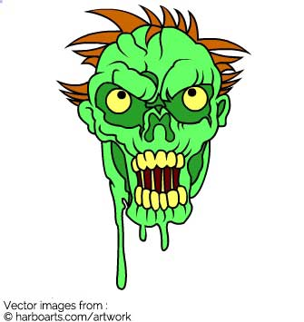335x355 Download Zombie Cartoon