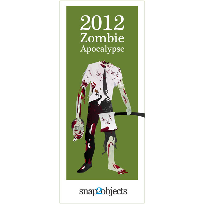 660x660 Zombie Vector Graphics
