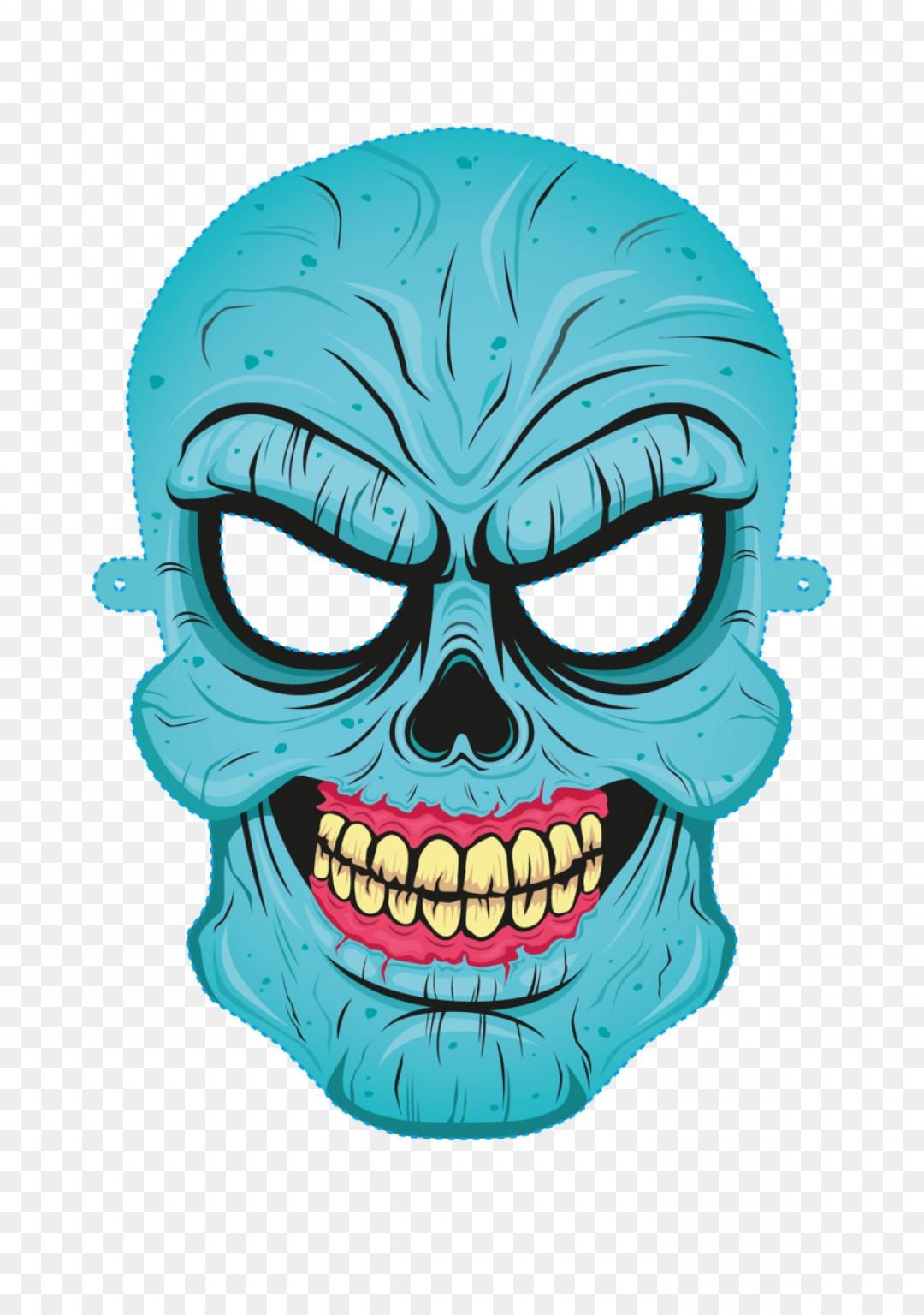 1080x1536 Png Halloween Costume Mask Euclidean Vector Zombie Vec Shopatcloth