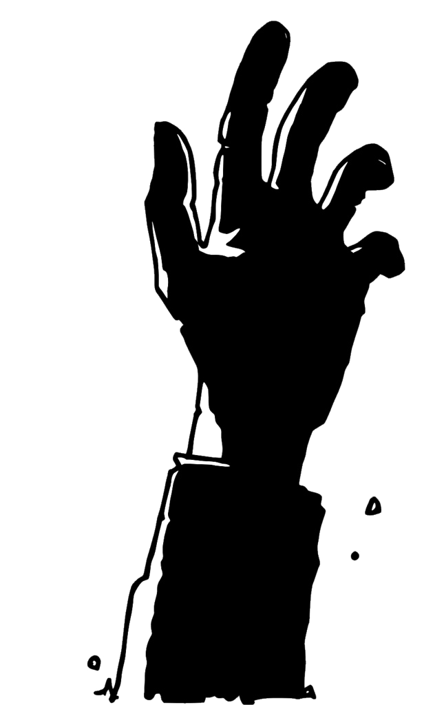 629x1024 Zombie Hand Png Image Background