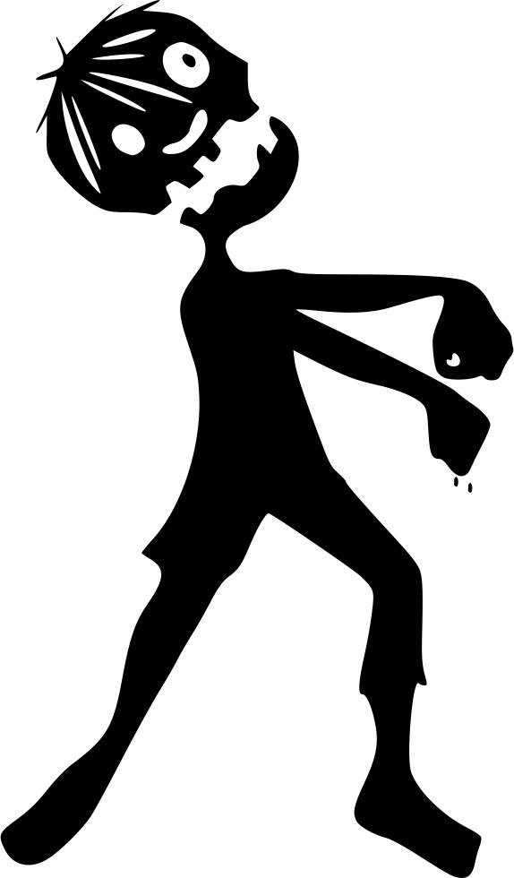 574x980 19 Vector Fist Zombie Huge Freebie! Download For Powerpoint