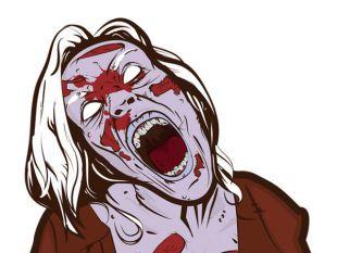 310x233 Scary Zombies Vectors Free Vectors Ui Download