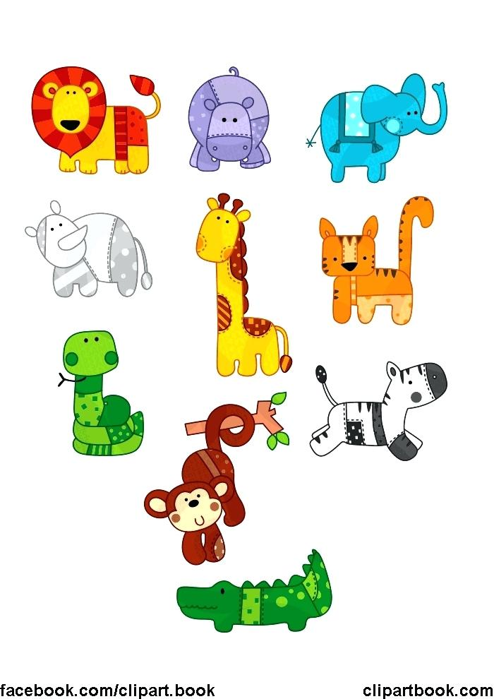 700x990 Zoo Animal Clip Art Free Vector Zoo Animals Zoo Animal Border Clip