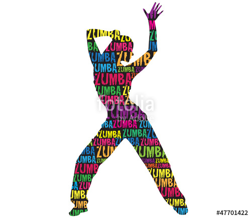 500x433 Zumba Stock Image And Royalty Free Vector Files On