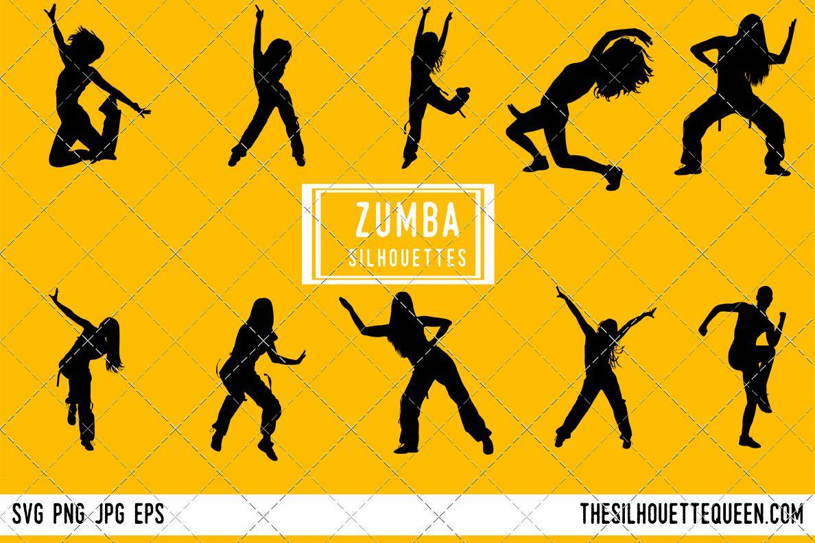 1188x792 Zumba Silhouette, Zumba Clipart, Male Female Girl Boy Zumba Sports