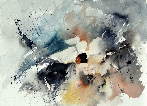 475x344 Watercolour Abstract Art