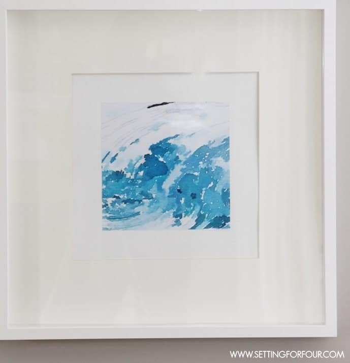 689x715 Diy Watercolor Painting Best Of Easy Diy Watercolor Abstract Wall