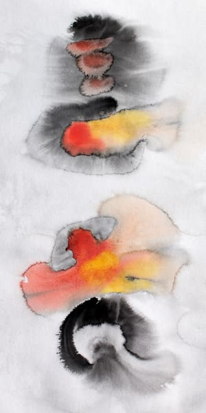 300x600 Watercolor Abstract. Watercolor Abstract Paintings For Sale