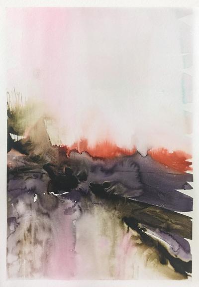 400x576 Abstract Landscape Polish Soil 2