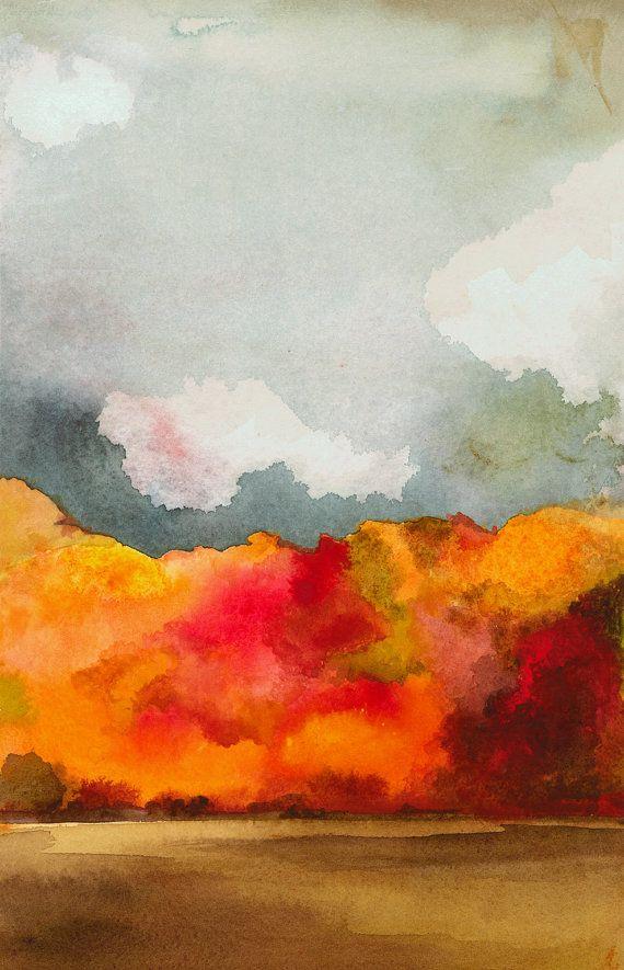 570x885 Autumn Day No. 1