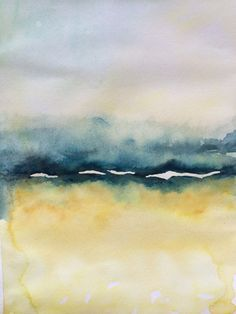 236x314 14 Best Abstract Watercolour Scapes Images In 2018