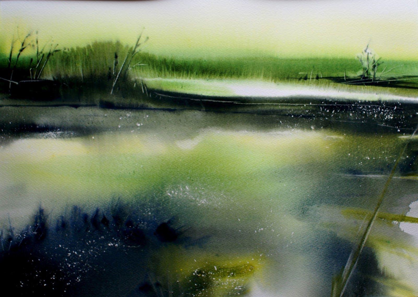 1600x1139 Aquarel Liliane Goossens How To Paint And Draw