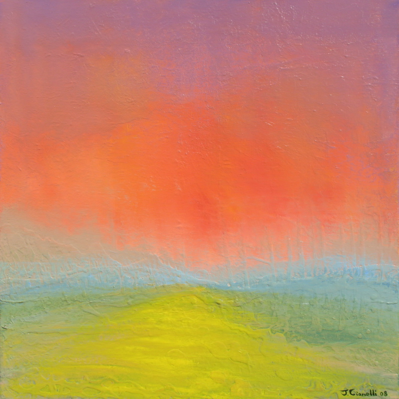 799x799 Cianelli Studios Abstract Landscape Paintings Contemporary