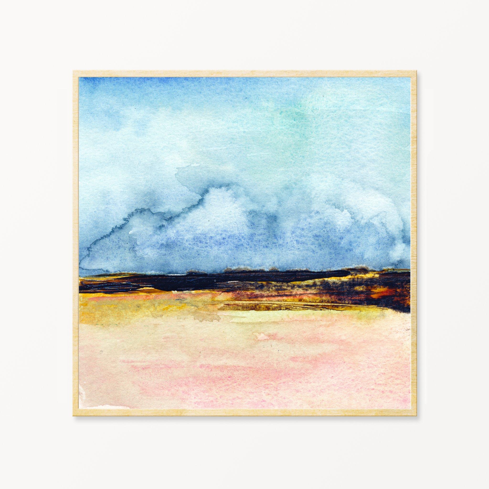 2048x2048 Landscape Painting