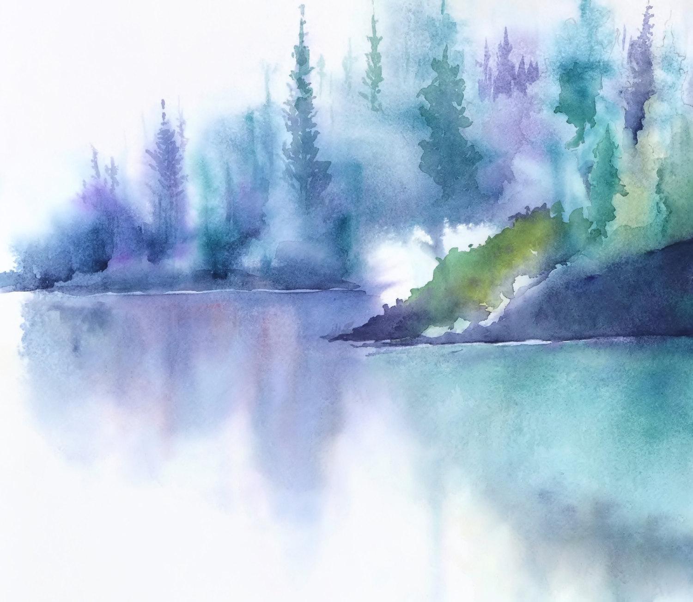1500x1302 Watercolor Landscapes I Like Take 23 Creativeartworksblog