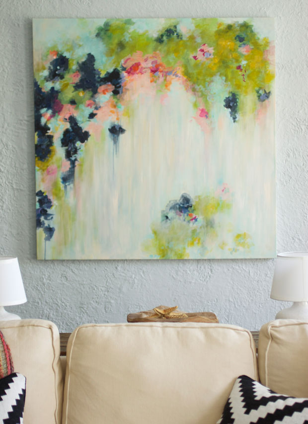 620x855 Canvas Painting Ideas And Diy Abstract Art The Fox Amp She